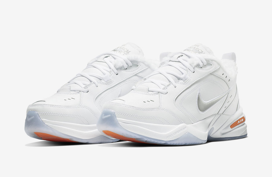 "Nike Air Monarch 4 ""Snow Day"""