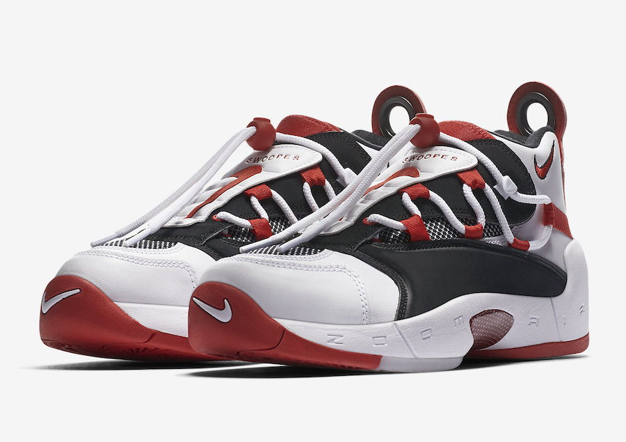 Nike Air Swoopes 2 Release Date