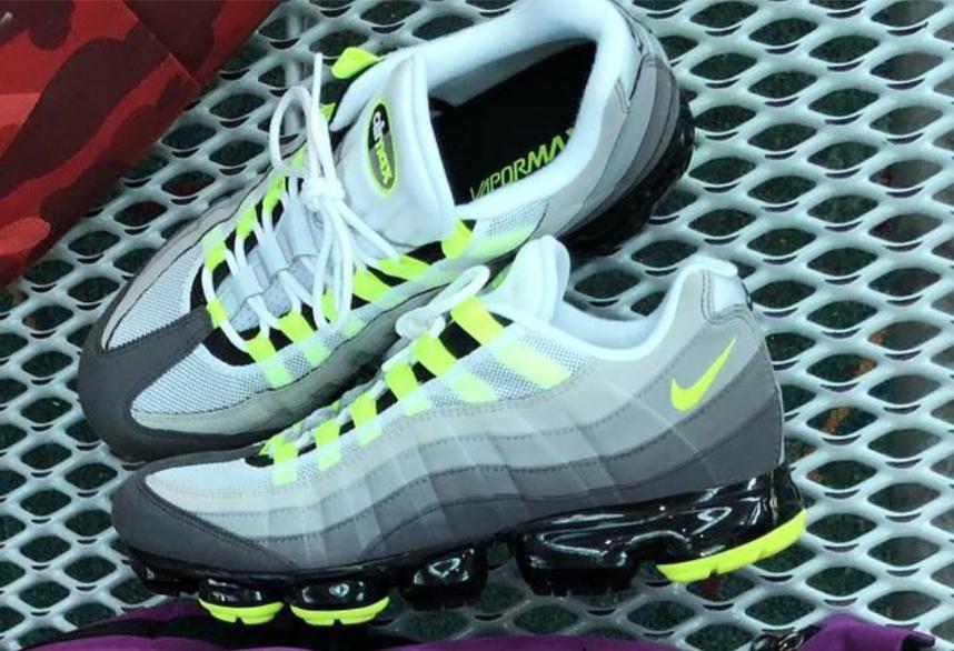 """Nike Air VaporMax 95 OG """"Neon"""""""