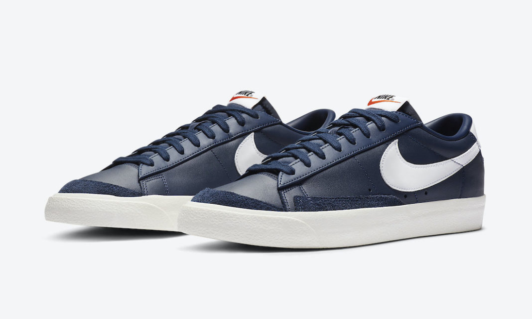 "Nike Blazer Low '77 Vintage ""Midnight Navy"""