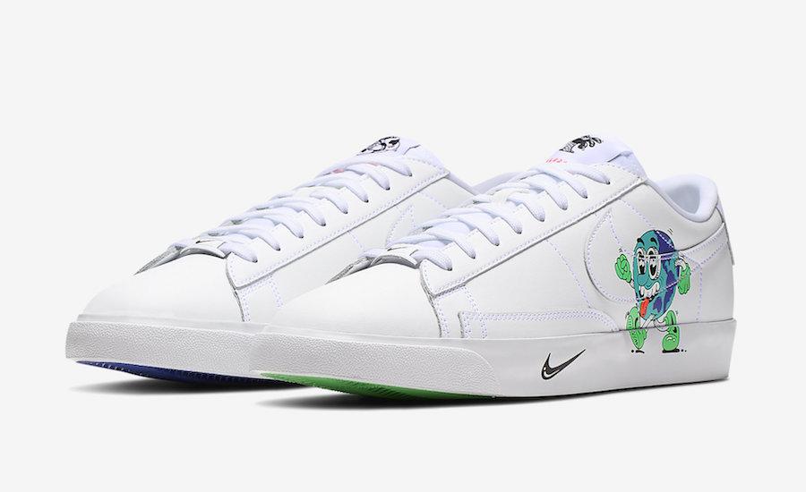 """Nike Blazer Low """"Earth Day"""""""