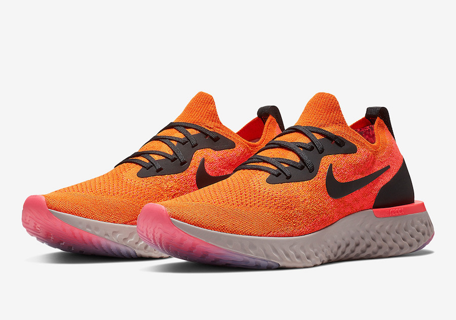 Nike Epic React Release Date