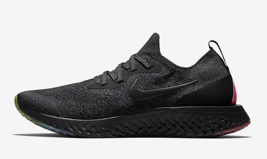 """Nike Epic React Flyknit """"Be True"""""""