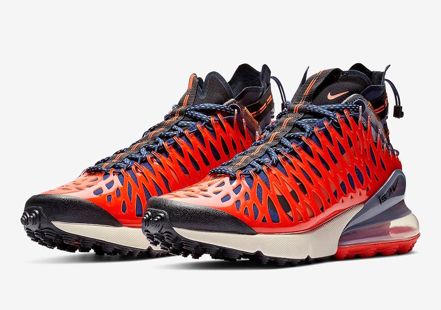 Nike ISPA Air Max 270 SP SOE