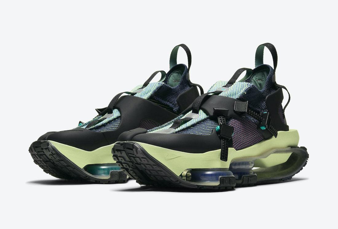 """Nike ISPA Road Warrior """"Clear Jade"""""""