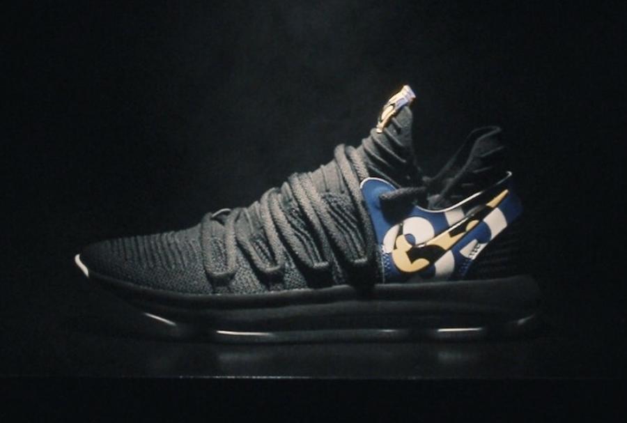 "Nike KD 10 ""Blinders"" Release Date"
