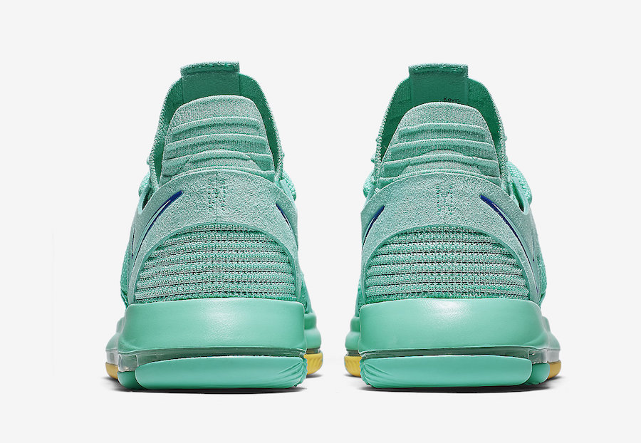 "Nike KD 10 ""City Edition 2"""