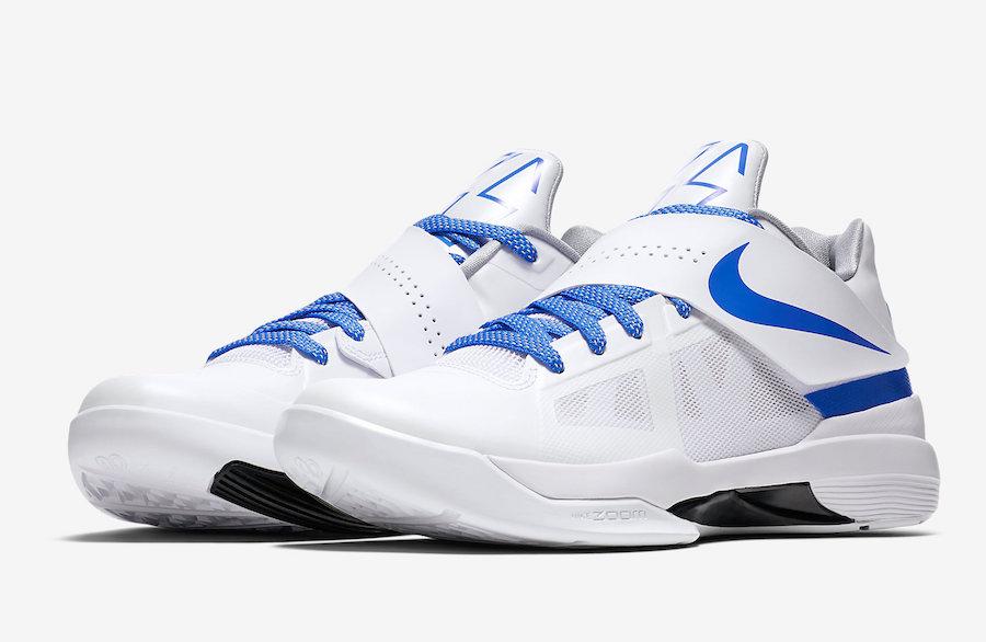 """Nike KD 4 QS """"Thunderstruck"""""""