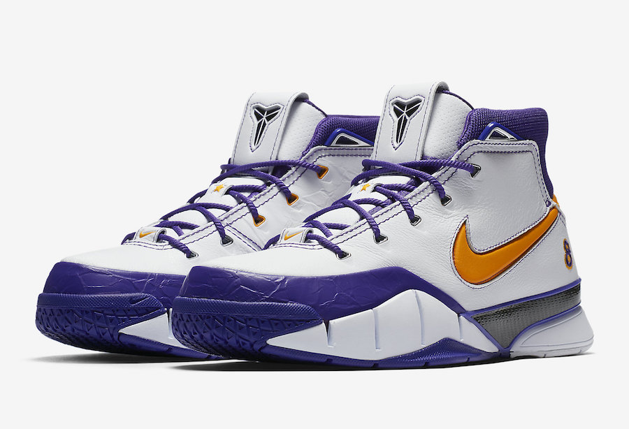 "Nike Kobe 1 Protro QS ""Close Out"" Release Date"