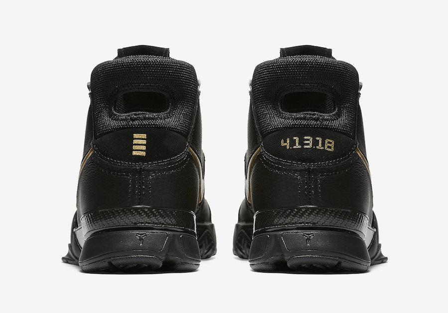 """Nike Kobe 1 Protro """"Mamba Day"""""""
