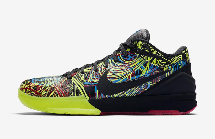 """Nike Kobe 4 Protro """"Wizenard"""""""