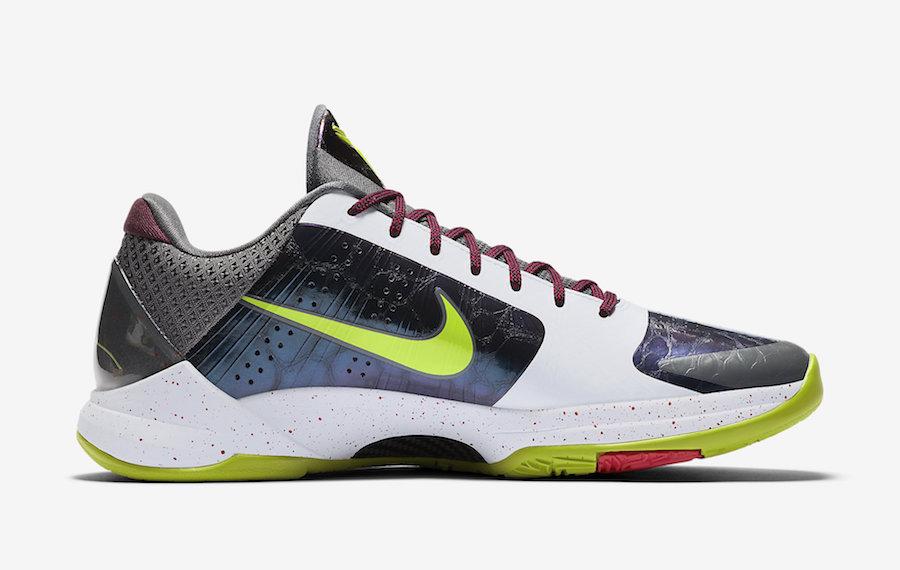 """Nike Kobe 5 Protro """"Chaos"""""""