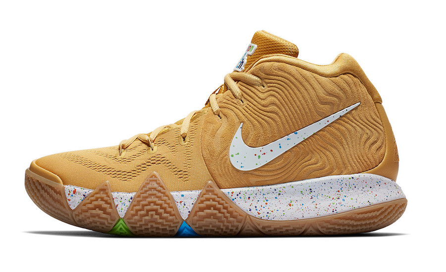 """Nike Kyrie 4 """"Cinnamon Toast Crunch"""""""