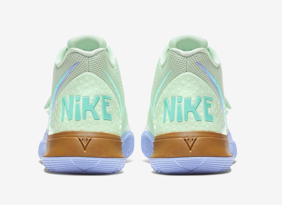 "Nike Kyrie 5 ""Squidward"""