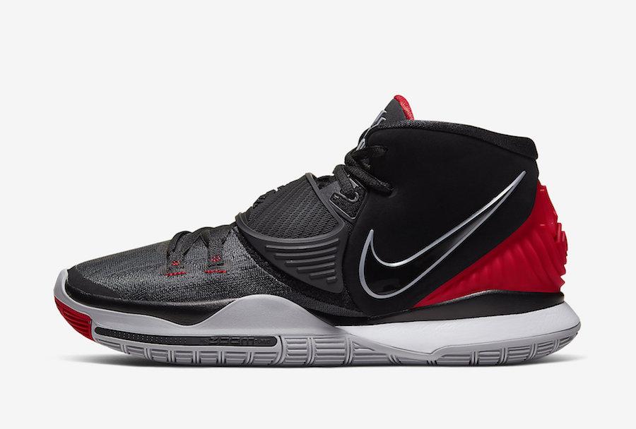 """Nike Kyrie 6 """"Bred"""""""