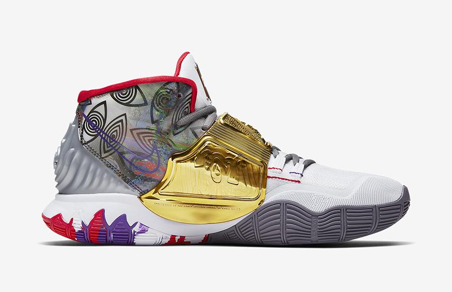 Nike Kyrie 6 Pre-Heat