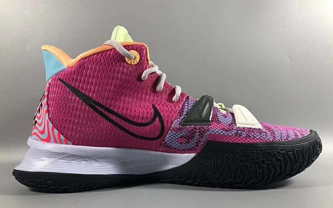 "Nike Kyrie 7 ""Creator"""