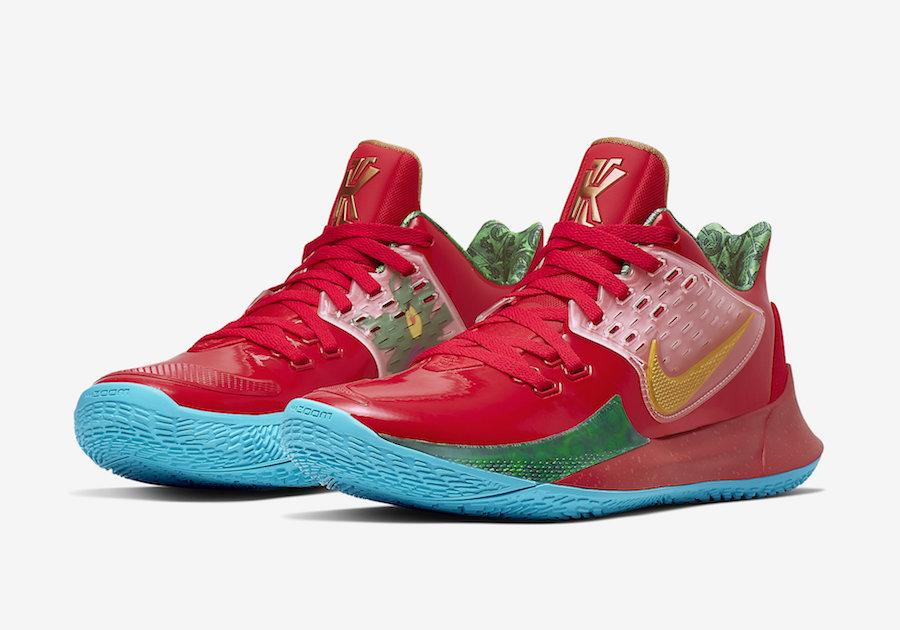 "Nike Kyrie Low 2 ""Mr. Krabs"""