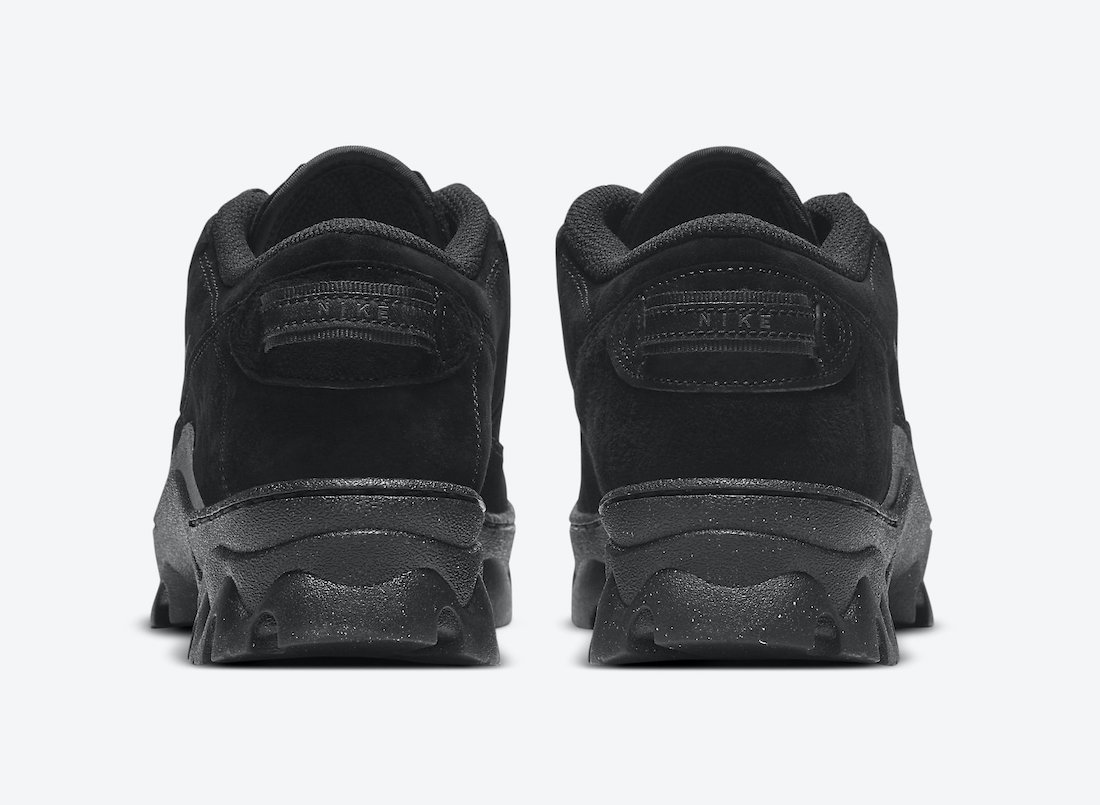 "Nike Lahar Low ""Black"""