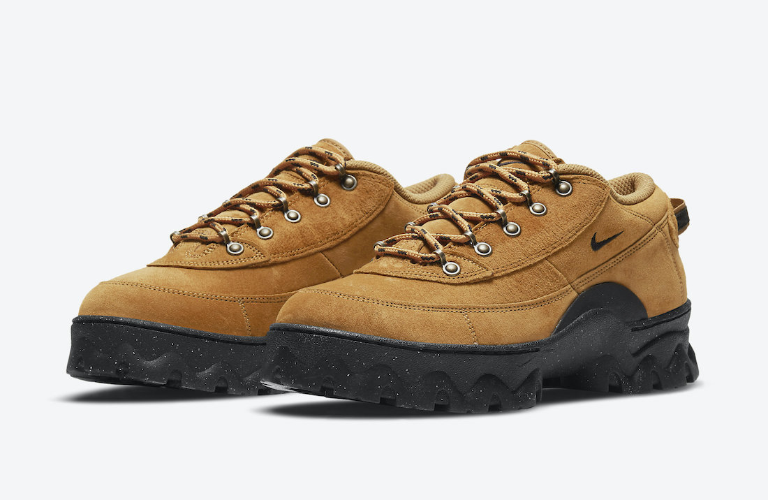 "Nike Lahar Low ""Wheat"""