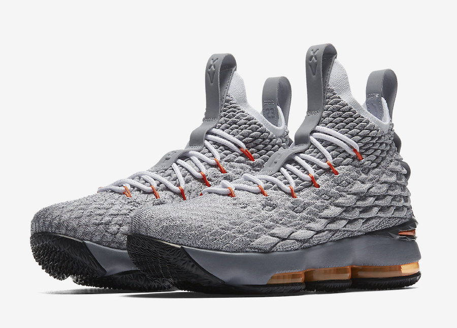 Nike LeBron 15 GS Release Date