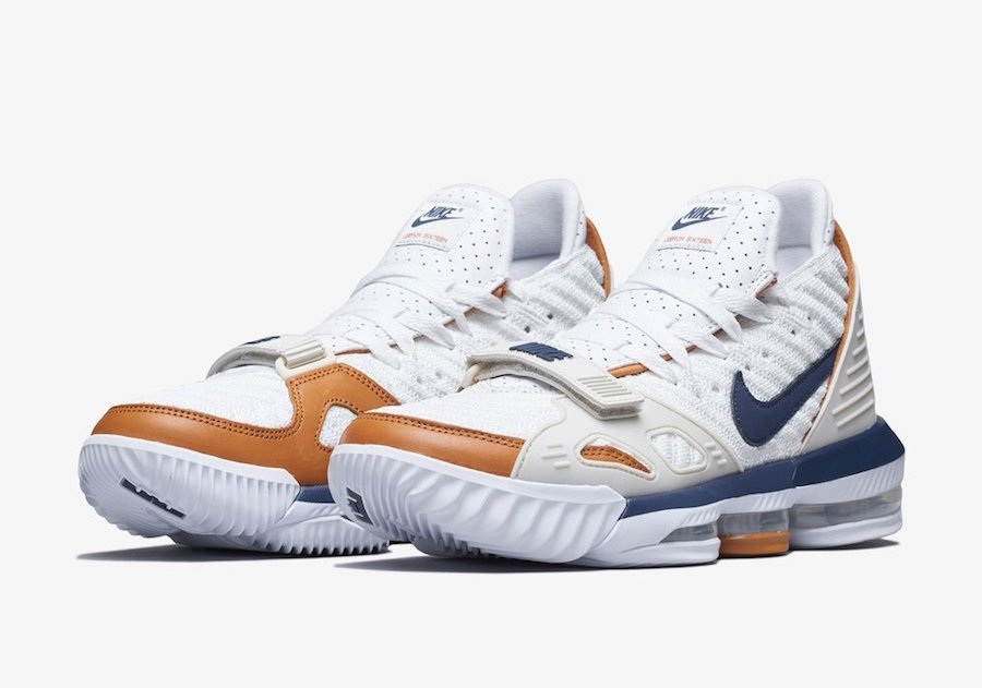 "Nike LeBron 16 ""Air Trainer"""