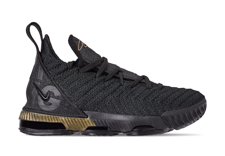 "Nike LeBron 16 GS ""I'm King"""