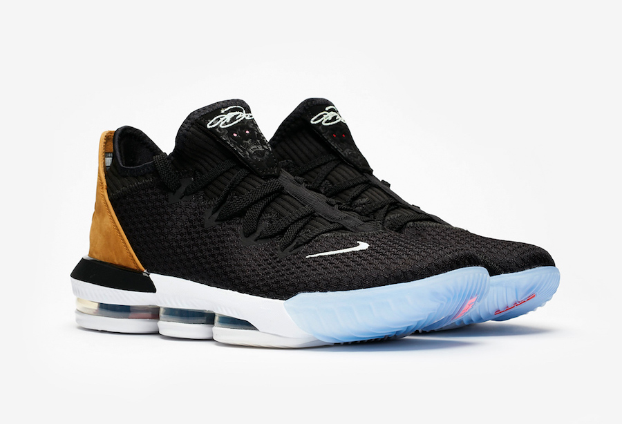 "Nike LeBron 16 Low ""Soundtrack"""