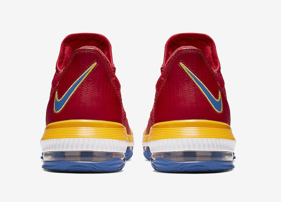 "Nike LeBron 16 Low ""SuperBron"""