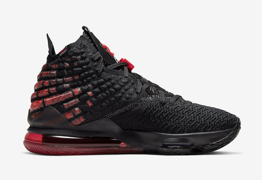 """Nike LeBron 17 """"Infrared"""""""