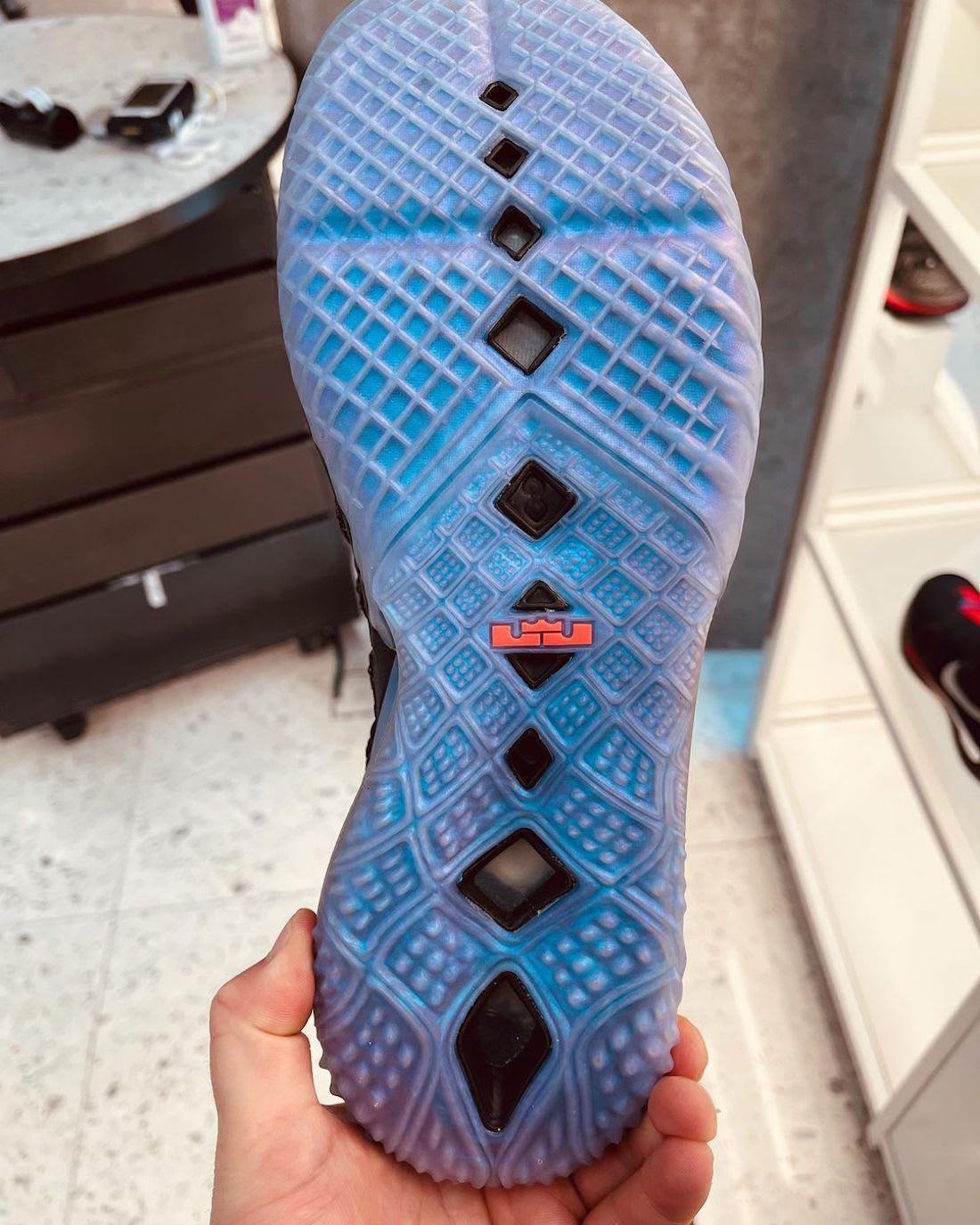 "Kylian Mbappé x Nike LeBron 18 ""The Chosen 2"""