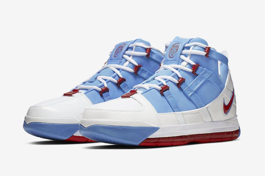 "Nike Zoom LeBron 3 QS ""Houston All-Star"""