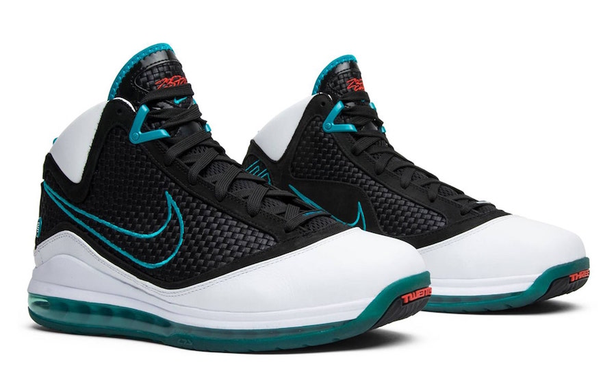 "Nike LeBron 7 ""Red Carpet"""
