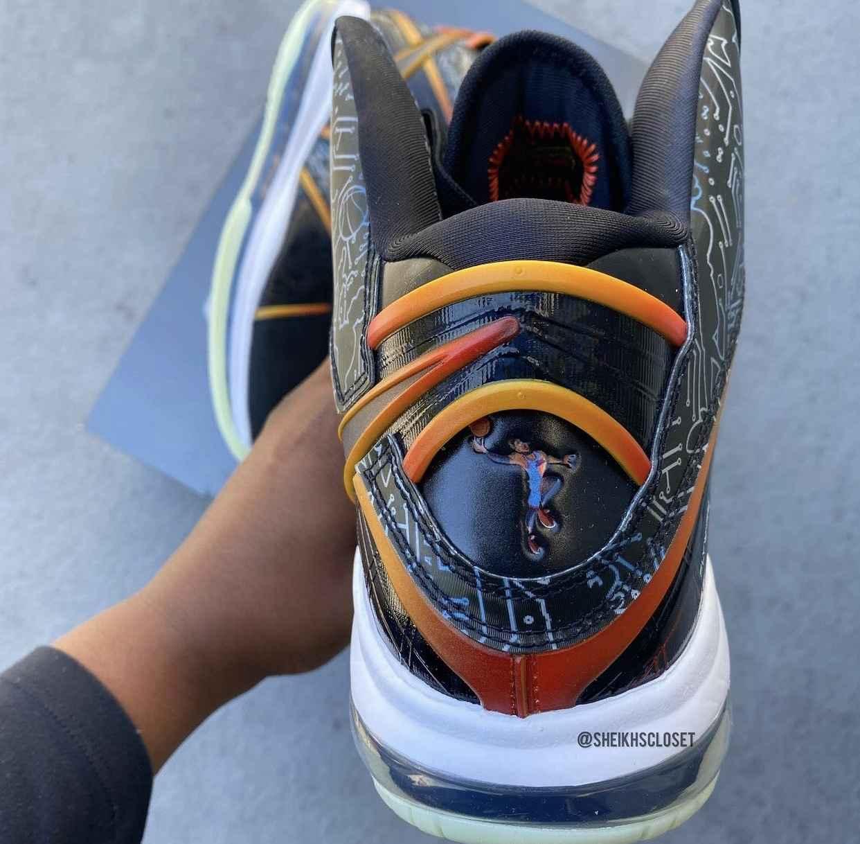 "Nike LeBron 8 ""Space Jam"""