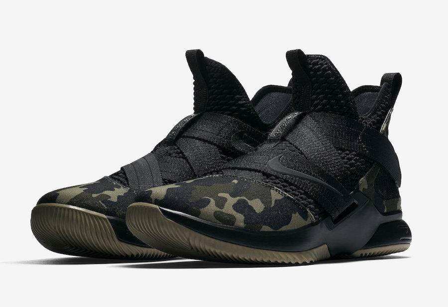 Nike LeBron Soldier 12 SFG