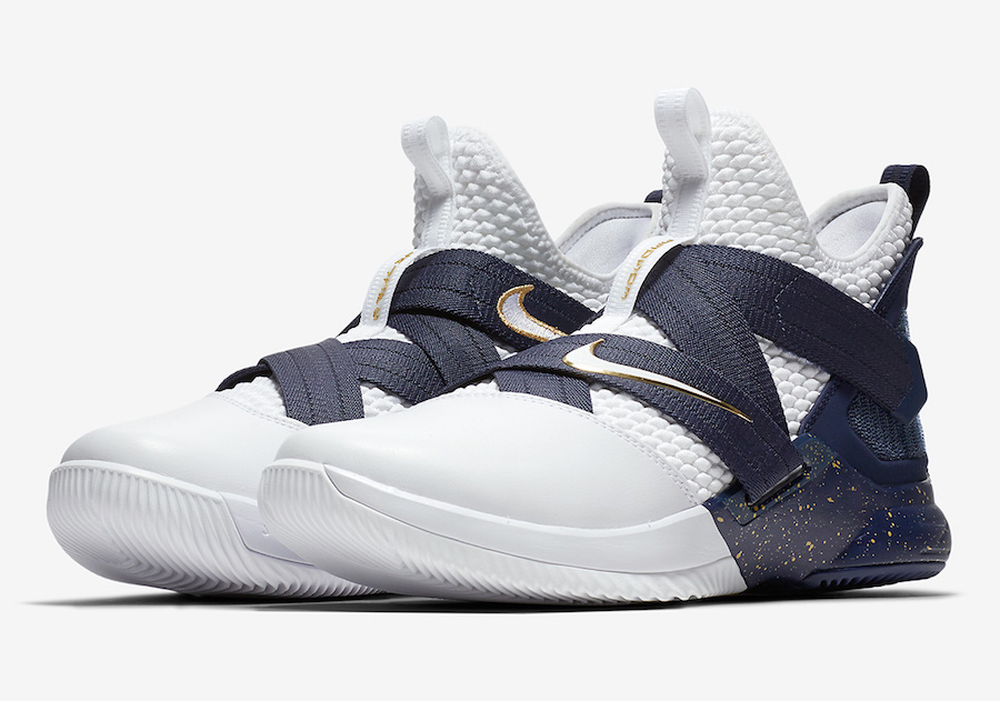 Nike LeBron Soldier 12 Release Date