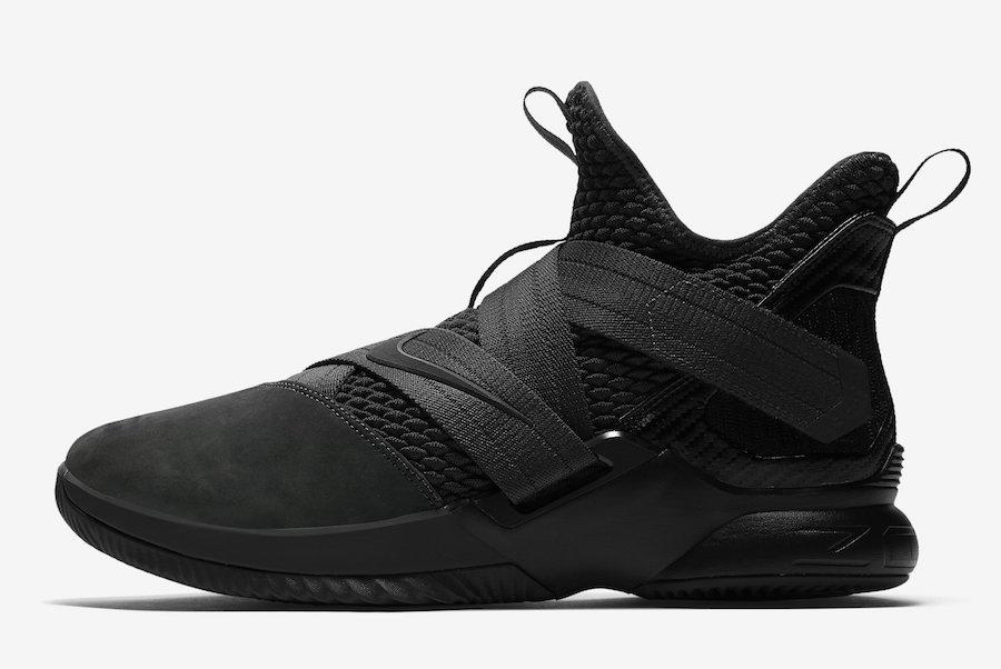 "Nike LeBron Soldier 12 SFG ""Zero Dark Thirty"""