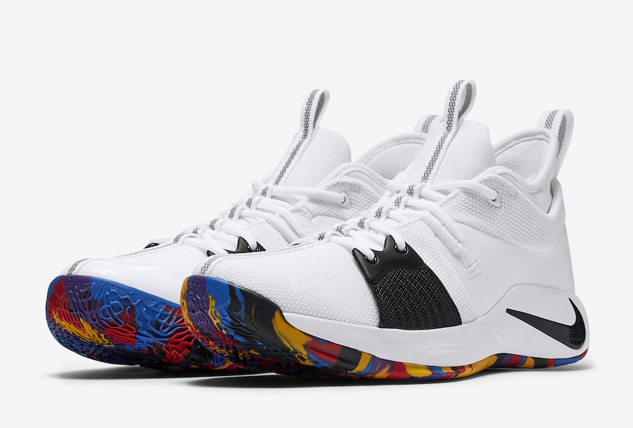 """Nike PG 2 """"March Madness"""""""