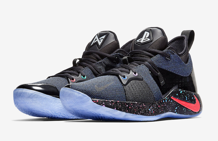 """Nike PG 2 """"PlayStation"""" Release Date"""