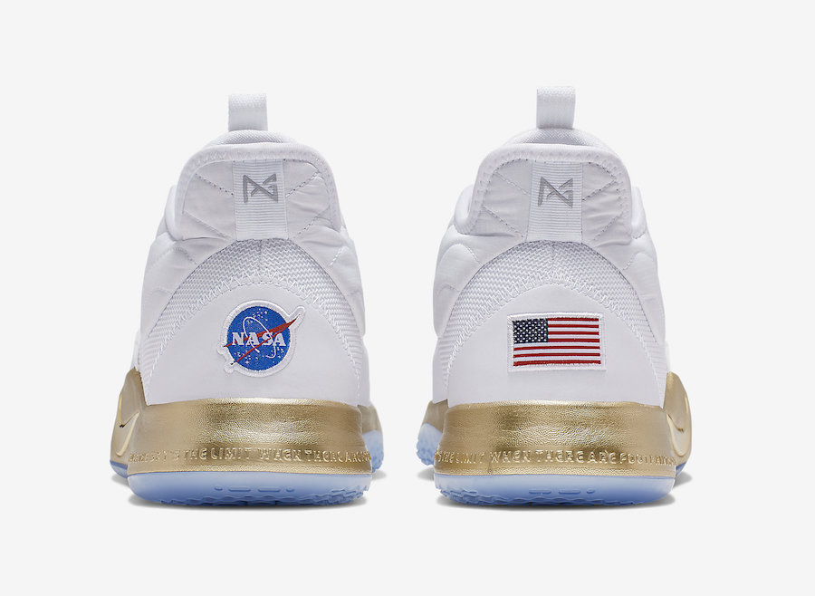 "Nike PG 3 NASA ""Apollo Missions"""