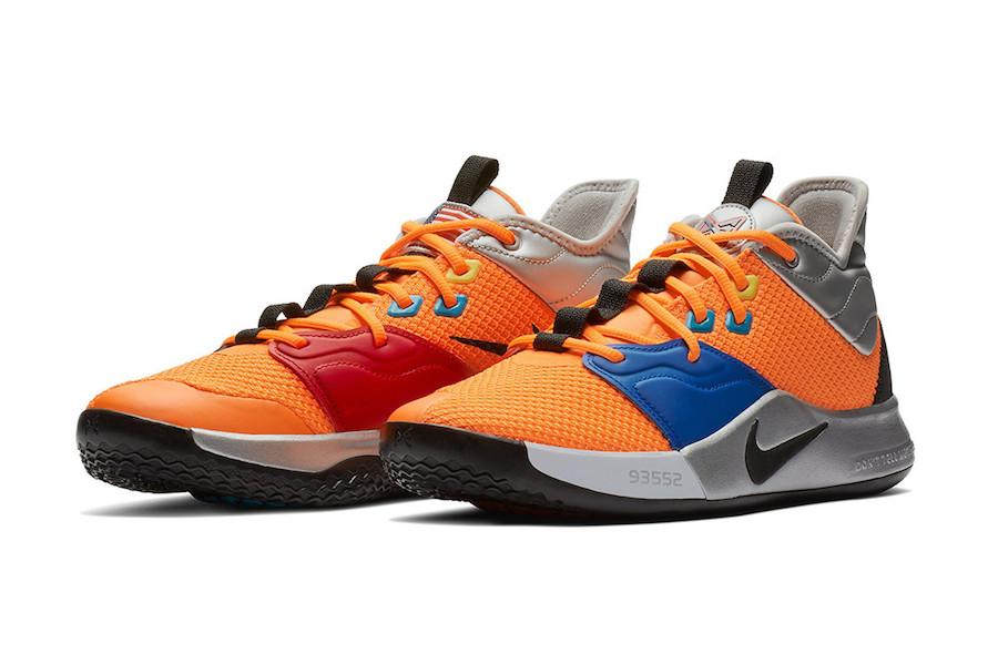 """Nike PG 3 """"NASA"""" Release Date"""