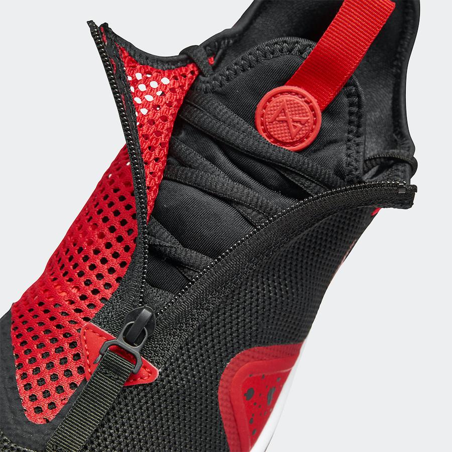 "Nike PG 4 ""Bred"""