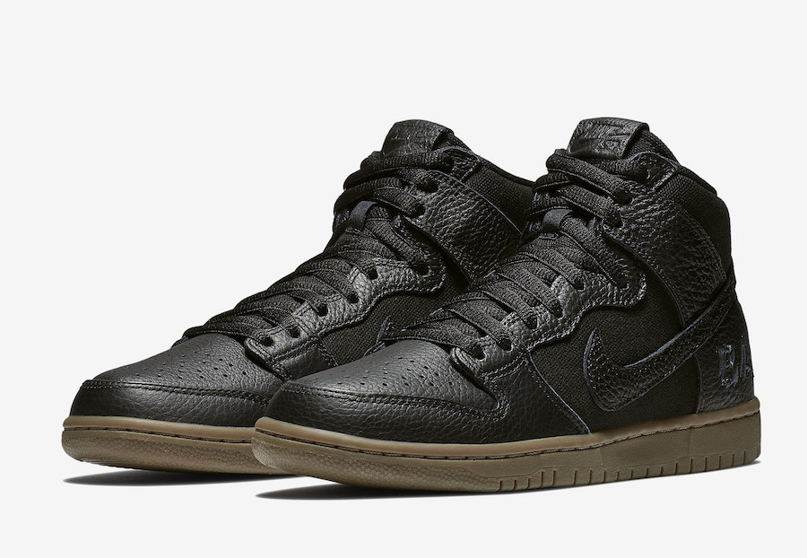 "Nike SB Dunk High ""Brian Anderson"" Release Date"