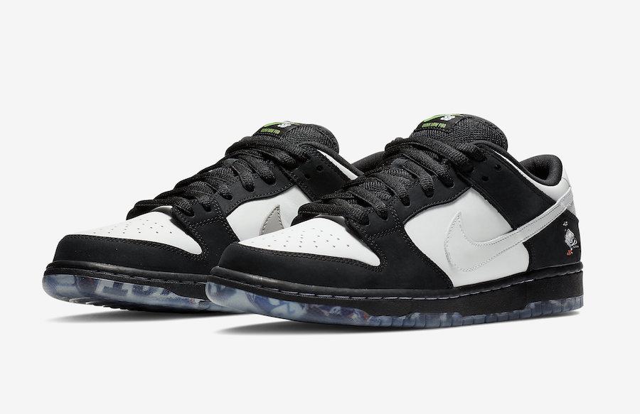 "Nike SB Dunk Low ""Panda Pigeon"" Release Date"