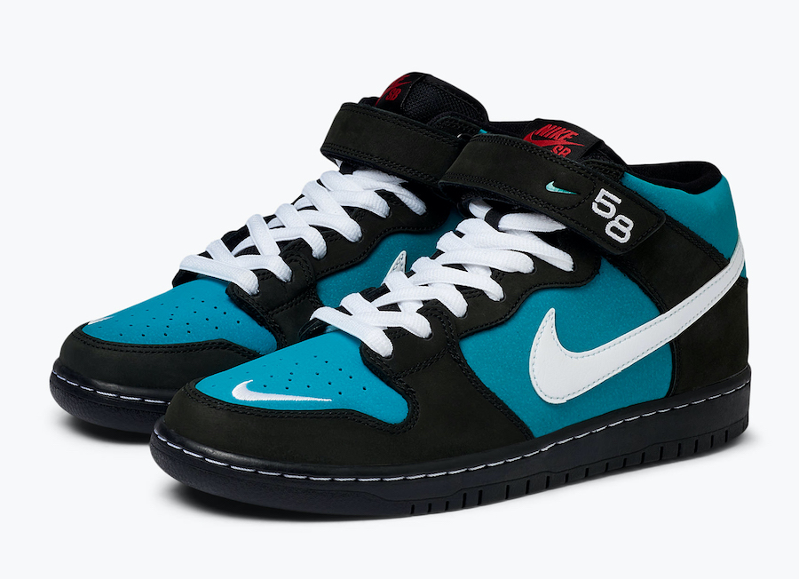 "Nike SB Dunk Mid ""Griffey"""