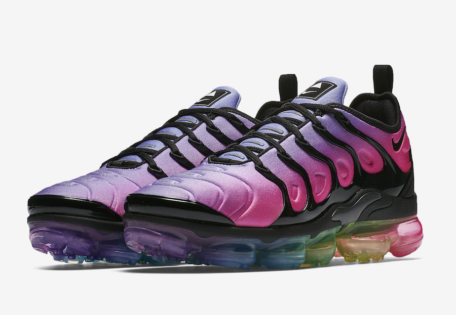 "Nike Air VaporMax Plus ""Be True"" Release Date"