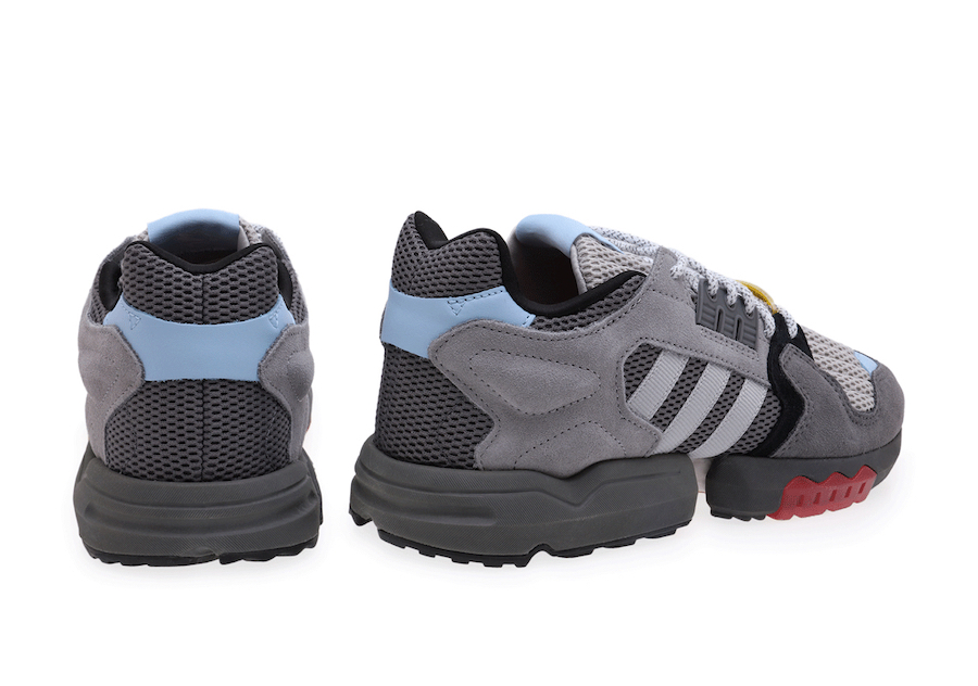"Ninja x adidas ZX Torsion ""Time In"""