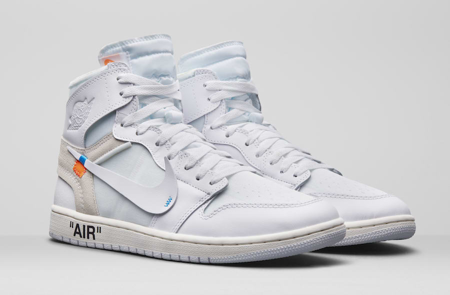 Off-White x Air Jordan 1