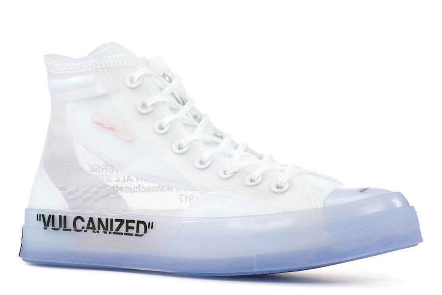 Off-White x Converse Chuck Taylor All-Star