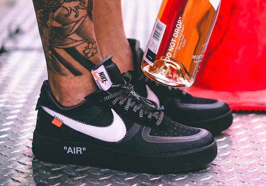 competitive price 89915 efa9f Off-White x Nike Air Force 1 Low